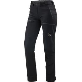 Haglöfs Breccia Naiset Pitkät housut , musta